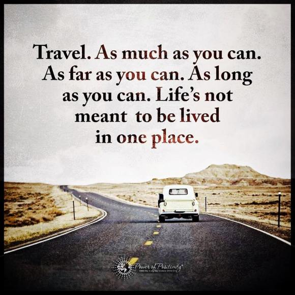 Travel As Much